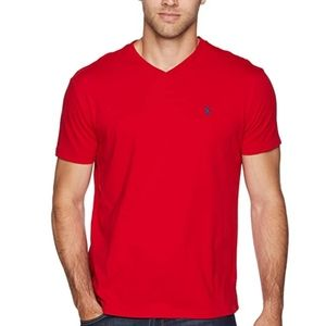 Ralph Lauren V-neck T-shirt Medium